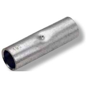 female solderless terminal / tubular / non-insulated / copper
