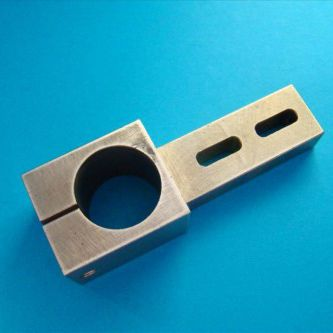 steel milling machining / stainless steel / polyamide / for electronics