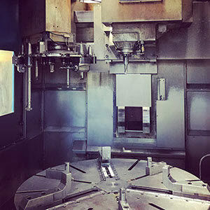 boring machining for the aerospace industry