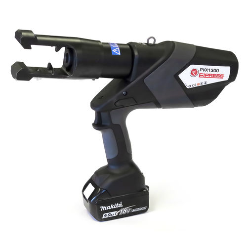 electro-hydraulic crimping tool