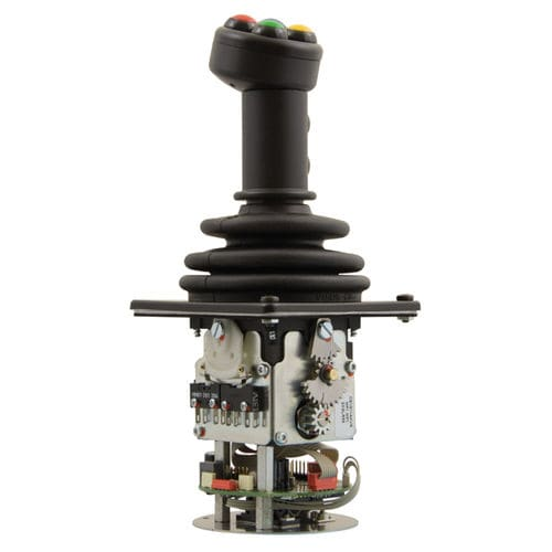 analog joystick / 2-axis / micro-switch / compact
