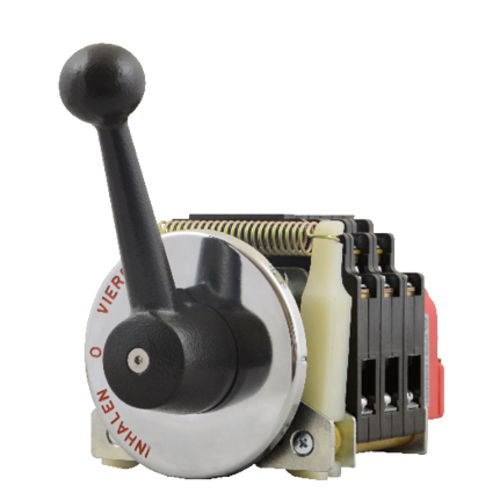 cam switch / lever / multipole / handle type