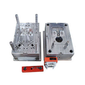 mono-cavity plastic injection mold / technical parts / aesthetic parts / prototyping