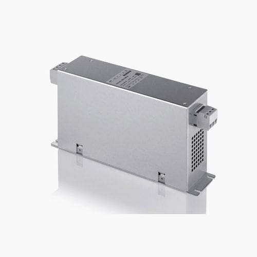 band-pass electronic filter / active / sine wave / motor