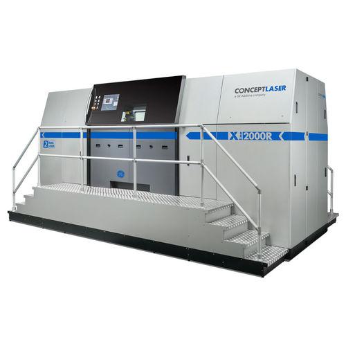 metal additive manufacturing machine / DMLM / large-format