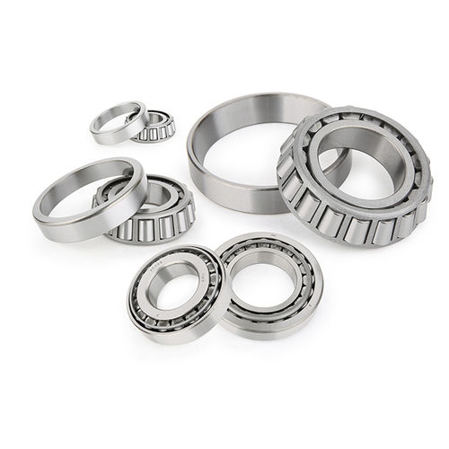 tapered roller bearing / single-row / steel / high-temperature