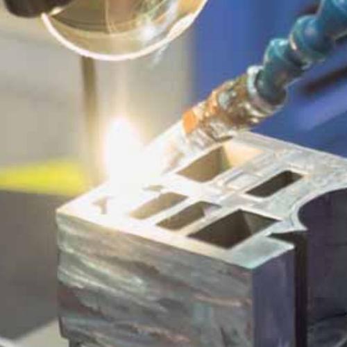 laser welding / titanium / nickel / steel