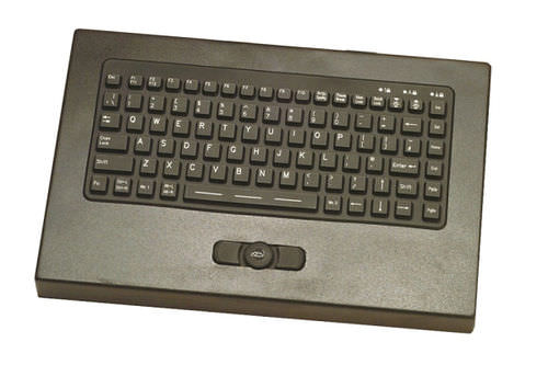panel-mount keyboard