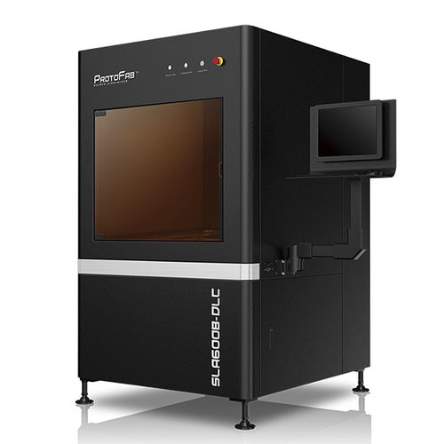 ABS 3D printer / resin / SLA / industrial
