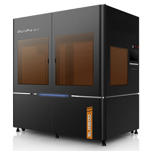 ABS 3D printer / polyamide / resin / SLA