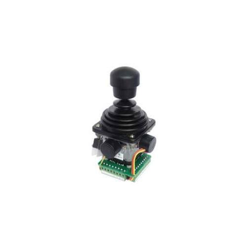 analog joystick / single-axis / Hall effect / multi-axis
