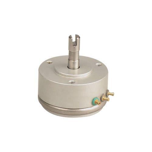 angular displacement sensor / potentiometer / analog output / with potentiometric output