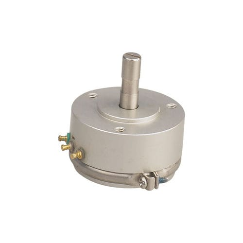 linear displacement sensor / angular / potentiometer / with analog output