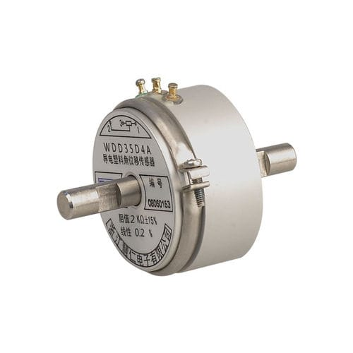 linear displacement sensor / angular / potentiometer / with analog output