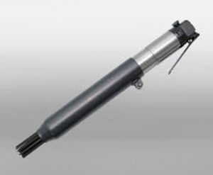 pneumatic scaler / straight / needle