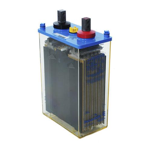 lead-calcium battery