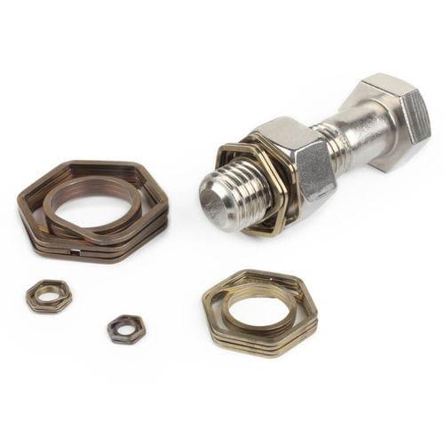 nylon fastener / stainless steel