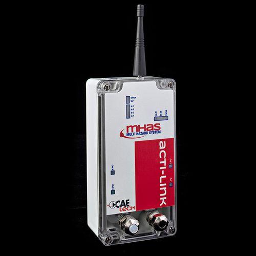 4 ports communication module - CAE S.p.A.