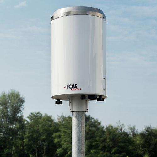 GPRS rain gauge - CAE S.p.A.