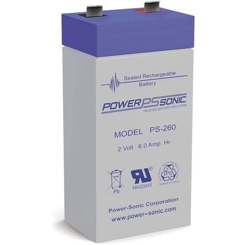 VRLA battery / rectangular / UL / maintenance-free