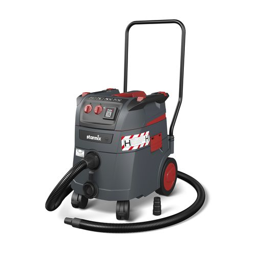 hazardous dust vacuum cleaner / electric / for the construction industry / for the plastics industry