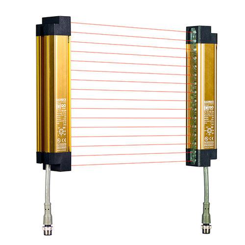 safety light curtain / multibeam / through-beam