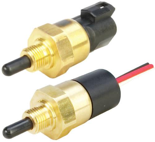 capacitive level sensor / for liquids / compact / for OEM