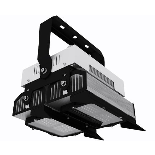 LED floodlight / weather-proof / outdoor / stainless steel