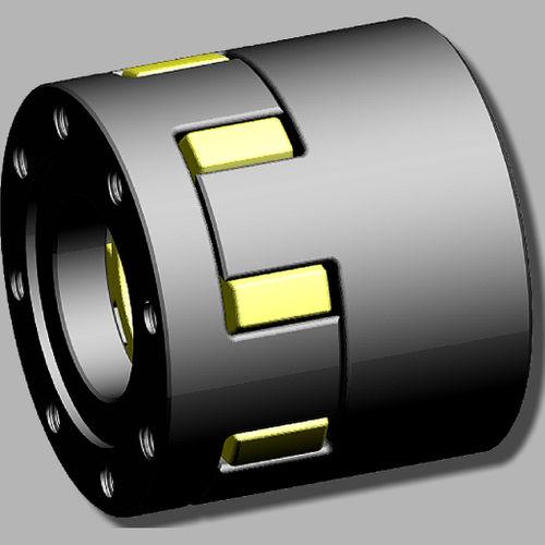 shaft collar coupling