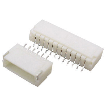 electrical power supply connector / SMT / wire-to-board / rectangular