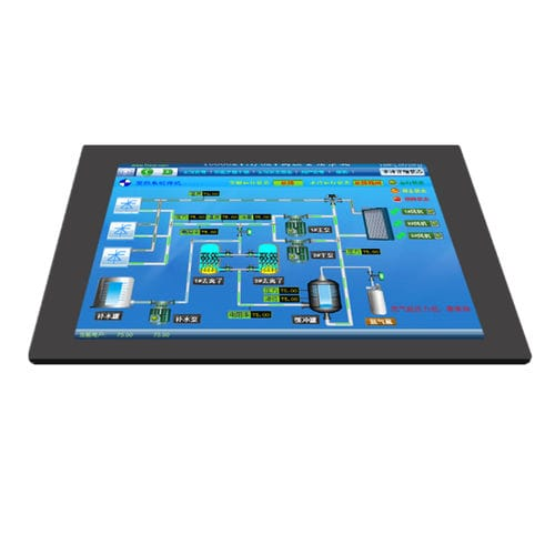 HMI with touch screen / panel-mount / VESA mounting / 1024 x 768