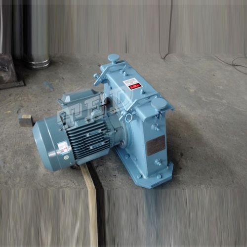 shot blasting machine turbine