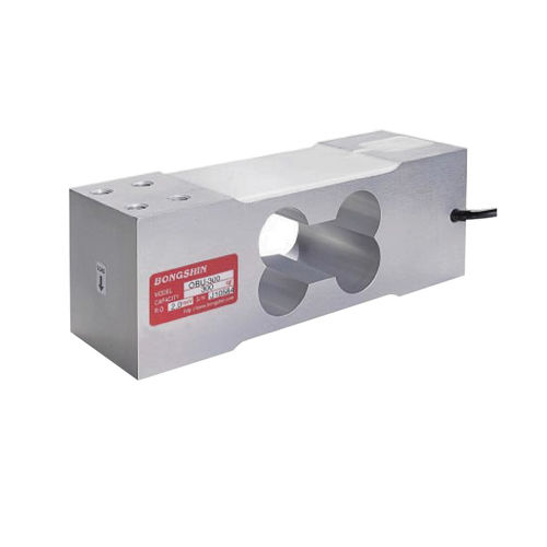 single-point load cell / beam type / high-precision / aluminum