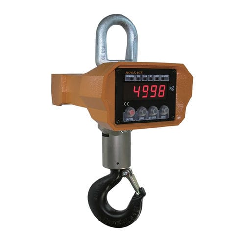 crane scale with LED display