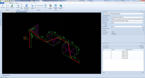 bending software / pipe