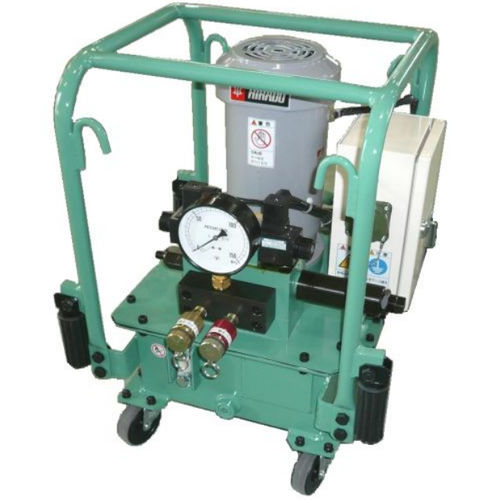 electric hydraulic pump / plunger / gear / compact