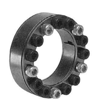 rigid coupling / for shafts / shaft-hub