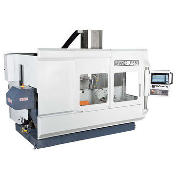 3-axis CNC machining center / 5-axis / 4-axis / universal