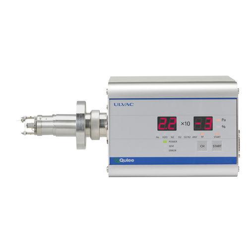 process gas analyzer / residual gas / pressure / compact