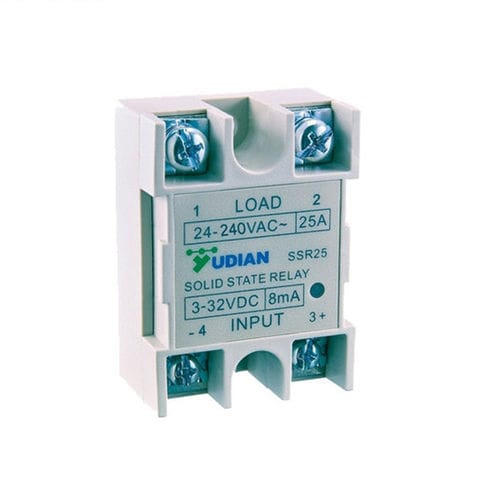 24VDC solid state relay