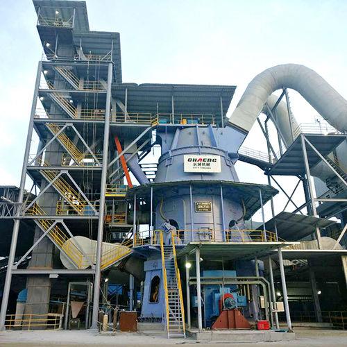vertical roller grinding mill - Xinxiang Great Wall Machinery Co., Ltd