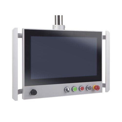 multitouch screen operating panel / arm-mounted / 1366 x 768 / dual-core