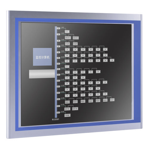 resistive touch screen panel PC / LED backlight / 19