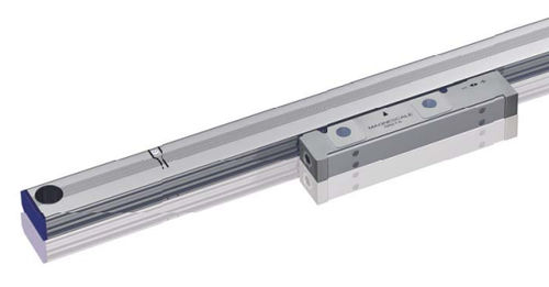 absolute linear encoder / magnetic / sealed
