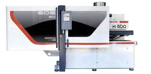 horizontal injection molding machine / hydraulic / tie-bar-less