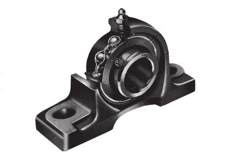 self-aligning bearing unit