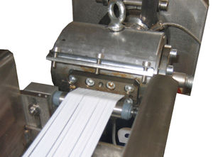 tape extrusion line