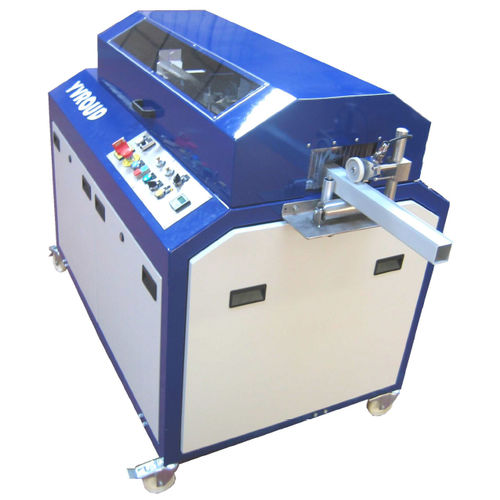 band saw / for plastics / profile / for tubes