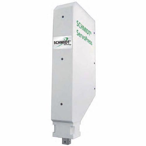 servo-press / electric / joining / square ram