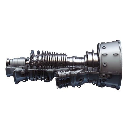 gas turbine / multi-stage / for power generation